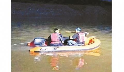 孙子落水老人施救双双溺亡 事发后仍有人在出事地钓鱼